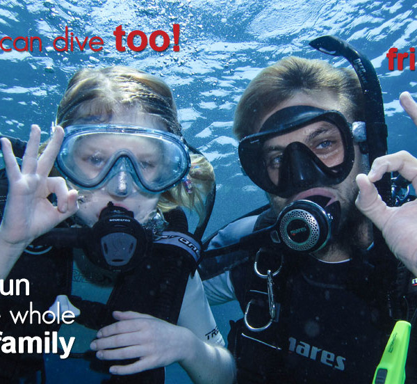Kids Diving Course