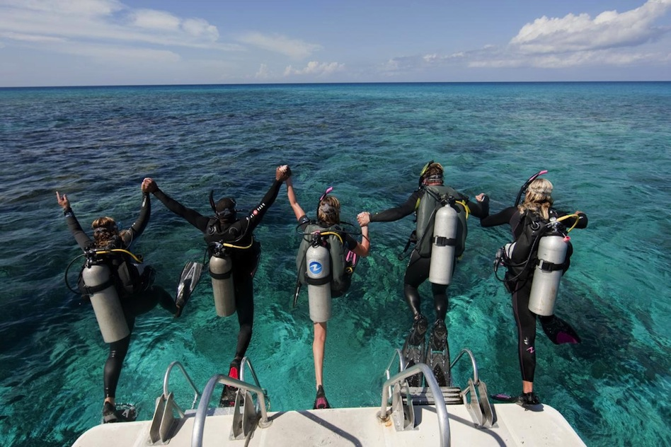 diving special offers